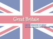Great Britain UNITED KINGDOM OF GREAT BRITAIN AND