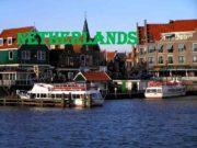 NETHERLANDS The Netherlands Dutch Nederland also