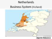 Netherlands Business System Holland Aigerim Sakanova Structuring
