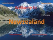 Location New Zealand Indigenous People Welkome to The