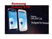 Samsung Galaxy S III Samsung GALAXY S