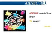 AIESEC NKU mainland of China MT ET