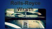 Rolls-Royce Wraith Авторы Бочкаев Алу Пучкова Анна