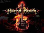 Hard rock — дословно тяжелый рок или жёсткий