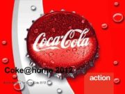 Coke home 2012 Action Agency for Coca-Cola 2012