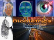 definition of biometrics Biometrics refers to the automatic