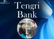 Tengri Bank Банк туралы Tengri Bank акционерлік