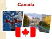 Canada General information Capital Ottawa Largest cities