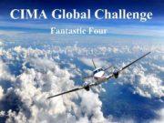 CIMA Global Challenge Fantastic Four Our mission