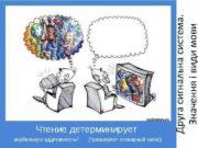 Друга сигнальна система Значення і види мови