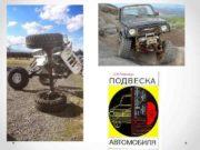 История Подвеска колес появилась значительно раньше автомобиля Впервые