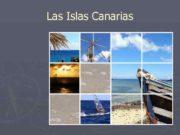 Las Islas Canarias Las capitales Santa Cruz