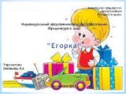 Бизнес-план предприятия по организации Магазина игрушек Индивидуальный предприниматель