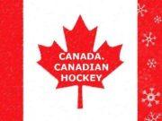 CANADA CANADIAN HOCKEY PLAN 1 History of
