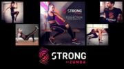 WOMEN S BOTTOMS STRONG By Zumba Piped Leggings