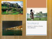 Scotland Made in Masha Dasha and Alina