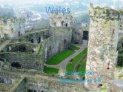 Wales Presentation Saakyan Elmira 8 -B Wales