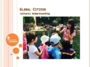 GLOBAL CITIZEN Cultural Understanding DESCRIPTION Global Citizen