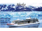 Alaska Artur Holubka Form 11 A School