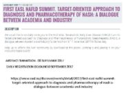 ABSTRACT SUBMISSION — 08 SEPTEMBER 2017 EARLY REGISTRATION