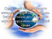 Содержание экономического механизма природопользования Экономическое регулирование СОД охраны