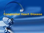 Congenital Heart Disease  Adult CHD is not