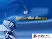 Pericardial disease  Pericardium  •  Visceral