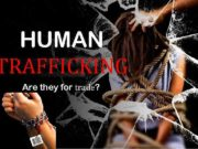 HUMAN TRAFFICKING Are they for trade What
