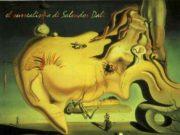 el surrealismo de Salvador Dalí Пока
