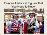 Famous Historical Figures that You Need to Know