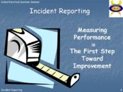 Measuring Performance is The First Step Toward Improvement