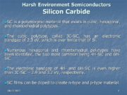 08.12.2017 1 Harsh Environment Semiconductors Silicon Carbide SiC