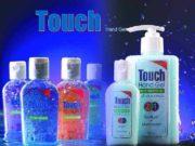 Touch Hand Gel Touch Антибактериальный гель для