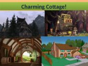 A house for sale! Charming Cottage!0 D