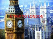 Презентация a trip to london