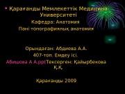 Презентация Абдиева А.А.