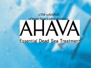]Название[Эмблема ТМ « AHAVA «  «Dead Sea