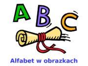 Alfabet w obrazkach  Alfabet w obrazkach