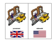 Презентация american-vs-british-words-flash-cards