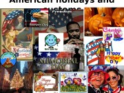 American holidays and customs  Independence Day
