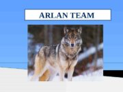 ARLAN TEAM  Arlan- a symbol of devotion