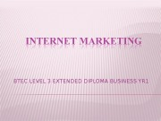Презентация benefits of the internet on the customers new