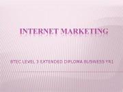 Презентация benefits of the internet on the customers new