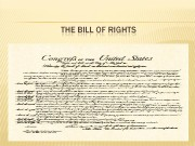The 1 st Amendment guarantees freedom of