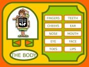 Презентация body parts 2