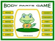 Презентация body parts 3