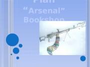 "Business Plan "" Arsenal"" Bookshop Economics 2 Assem"