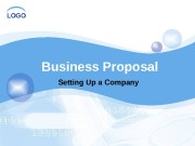 LOGO Business Proposal Setting Up a Company
