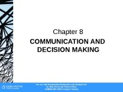 For use with Organizational Behaviour and Management b