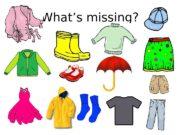 What's missing?  What's missing?  What's missing?